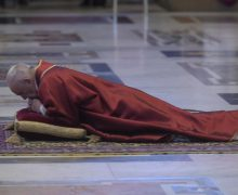 Страстная Пятница в Ватикане