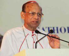 Индийский кардинал призвал к радикальным мерам предосторожности в связи с эпидемией коронавируса