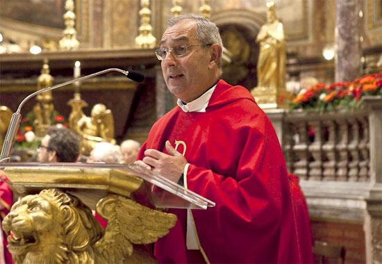 Кардинал Де Донатис, у которого диагностировали коронавирус, пошел на поправку