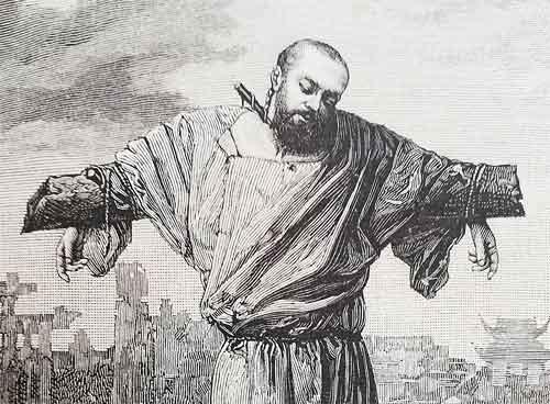 Первый католический святой Китая был распят в Ухане. Историк Церкви считает, что ему нужно молиться об избавлении от коронавируса.