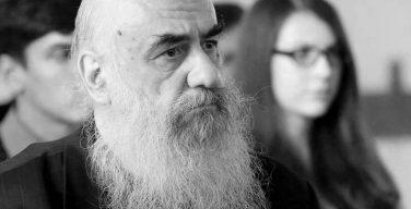 Скончался игумен Иннокентий (Павлов) — исследователь раннего христианства, церковный историк и переводчик