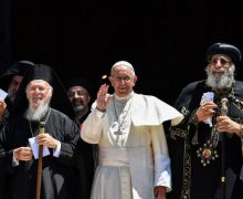 Опубликовано послание Папы Франциска в связи с 25-й годовщиной энциклики Ut unum sint