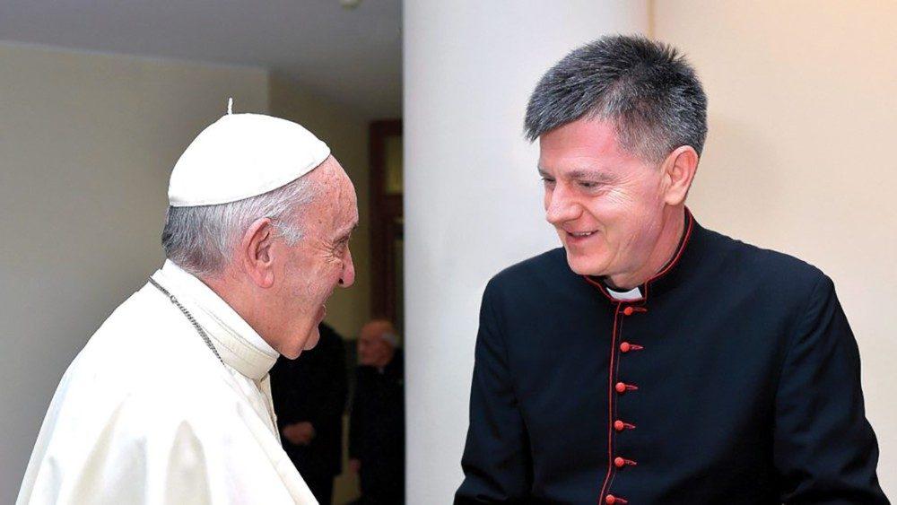 Папа Франциск назначил нового Апостольского нунция в Белоруссии