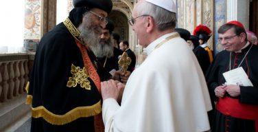 Папа – Патриарху Коптской Церкви: будем едины в эти тяжёлые дни