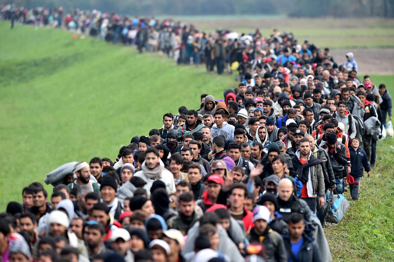 Обнародовано послание Папы Франциска на Всемирный день мигранта и беженца