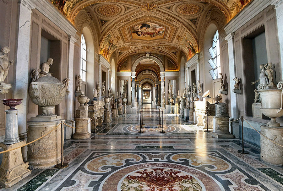 С 1 июня Музеи Ватикана возобновят приём посетителей