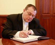 Письмо председателя Конференции епископов о датах обязательных праздников и других мероприятий