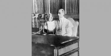 Что сказал Папа Пий XII на завершение Второй мировой войны
