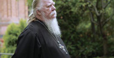 В Москве госпитализирован протоиерей Димитрий Смирнов