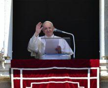 Слово Папы Франциска перед чтением молитвы «Ангел Господень» в 13-е Рядовое воскресенье. 28 июня 2020 г., площадь Св. Петра