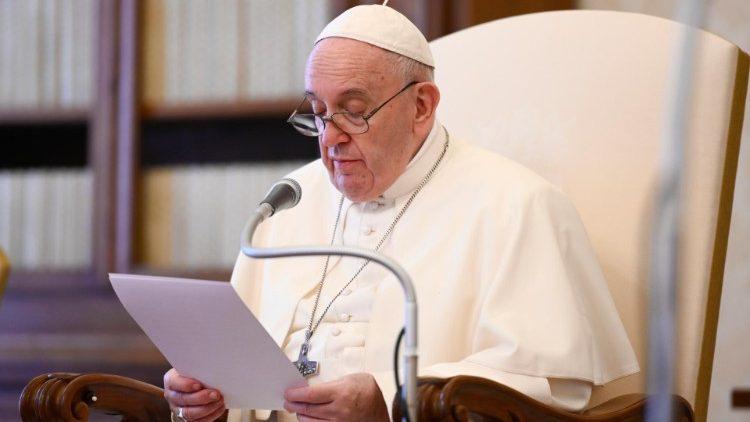 На первой общей аудиенции июня Папа Франциск размышлял о молитве праотца Авраама и указал, что и дискуссия с Богом может быть молитвой