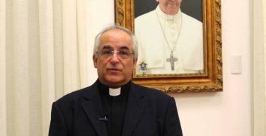 Новым нунцием Ватикана в Российской Федерации назначен архиепископ Джованни Д'Аниелло