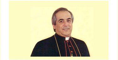 Новоназначенный Апостольский нунций в Российской Федерации обратился с письмом к Преосвященному Владыке Иосифу Верту