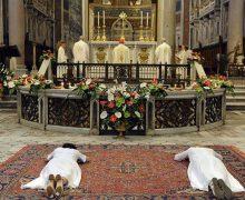 Послание Его Святейшества Папы Франциска по случаю 50-летия обнародования пересмотренного обряда посвящения дев