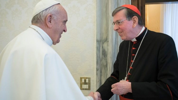 Юбилейное послание кардинала Курта Коха