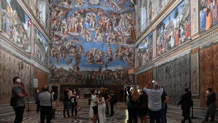 Медработники смогут посетить Ватиканские музеи бесплатно