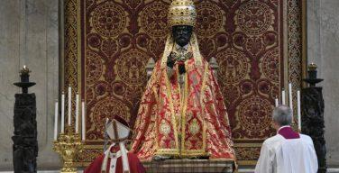В торжество Святых Первоверховных Апостолов Петра и Павла Папа Франциск возглавил святую Мессу и сказал проповедь