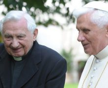 Отошел в вечность брат Бенедикта XVI