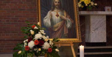Торжество Пресвятого Сердца Иисуса в Кафедральном соборе Новосибирска