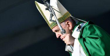 До конца года никаких зарубежных поездок Папы не планируется