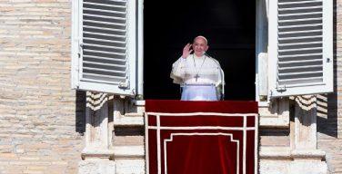 Слово Папы Франциска перед чтением молитвы «Ангел Господень» в 15-е Рядовое воскресенье. 12 июля 2020 г., площадь Св. Петра