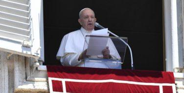 Слово Папы Франциска перед чтением молитвы «Ангел Господень» в 17-е Рядовое воскресенье. 26 июля 2020 г., площадь Св. Петра