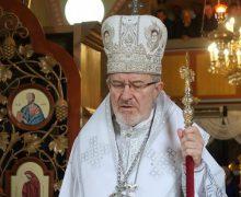 В Закарпатье скончался епископ Милан Шашик
