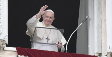 Слово Папы Франциска перед чтением молитвы «Ангел Господень» в 22-е Рядовое воскресенье. 30 августа 2020 г., площадь Св. Петра