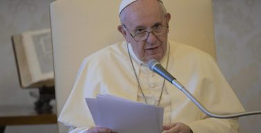 На общей аудиенции в среду 26 августа Папа Франциск продолжил свои размышления о вызовах пандемии