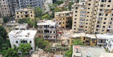 Христианская молодёжь Ливана активно участвует в восстановлении Бейрута