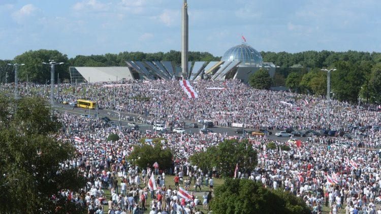 18 августа христиане Европы будут молиться о Беларуси