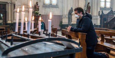 В Бельгии растет число крещеных