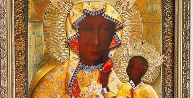 Папа Франциск призвал молиться к Матери Божией Ченстоховской