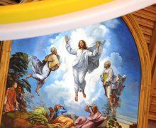 В Торжество Преображения Господня можно будет приступить к таинствам Исповеди и Святого Причастия