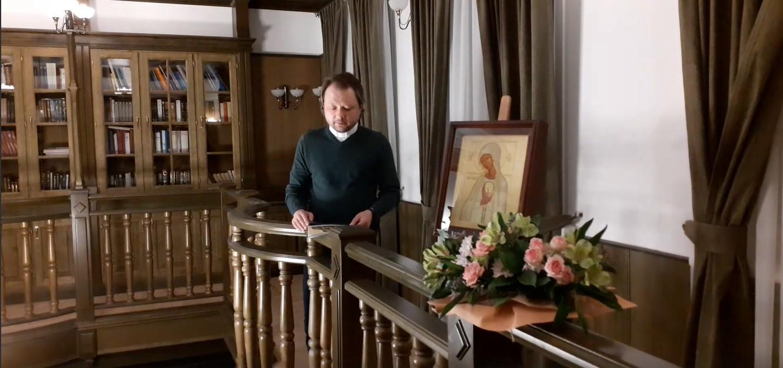 Начинается паломничество копий иконы Пресвятой Богородицы Матери Слова по семьям верных Преображенской епархии