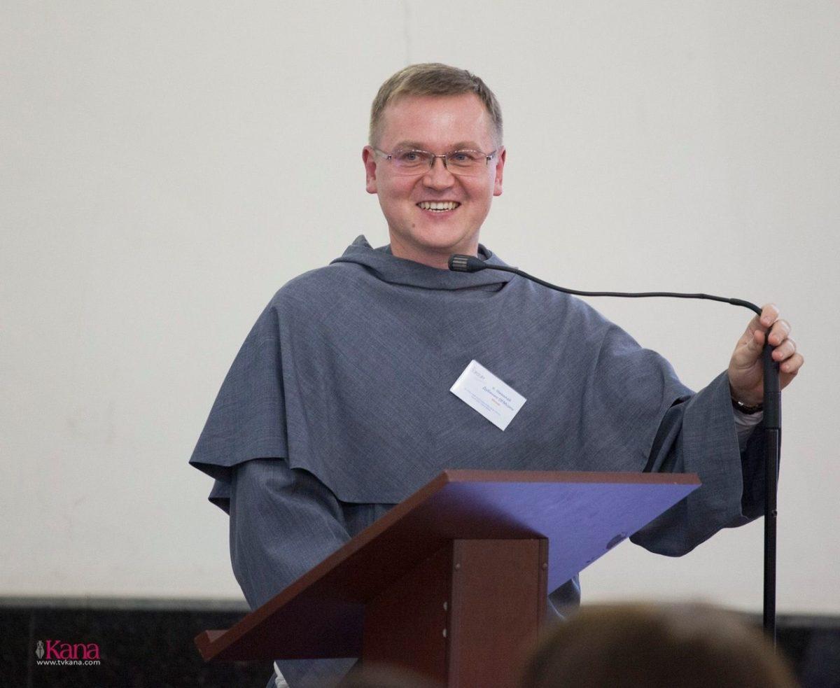 Священник Николай Дубинин: «Францисканская харизма будет поддерживать меня в епископском служении»
