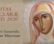 Генеральный министр Ордена францисканцев обратился к сестрам-клариссинкам по случаю дня памяти святой Клары Ассизской