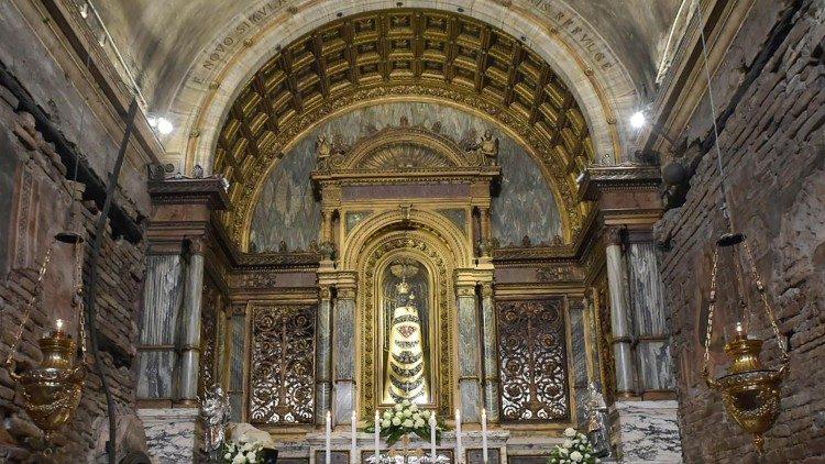 Папа Франциск продлил юбилей богородичного святилища Лорето ещё на один год