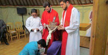 Новый апостольский префект Улан-Батора встретился с Папой