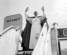 Святой Павел VI стал первым в истории Папой Римским, побывавшим в Латинской Америке