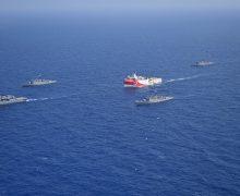 Папа призвал к диалогу в Восточном Средиземноморье
