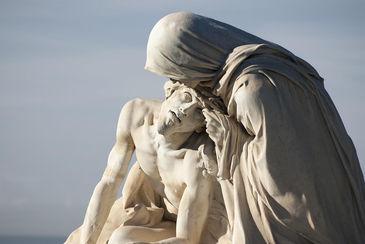 15 сентября. Пресвятая Дева Мария Скорбящая. Память