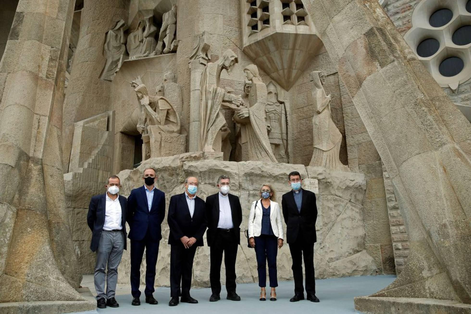 В соборе Святого Семейства в Барселоне откроется центр изучения творчества Антонио Гауди
