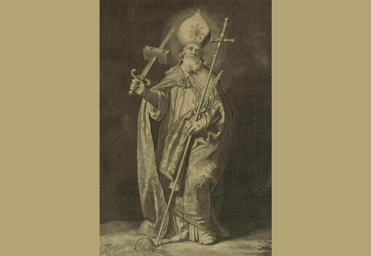 В Издательстве Московской Патриархии вышла в свет книга «Апостол Германии»