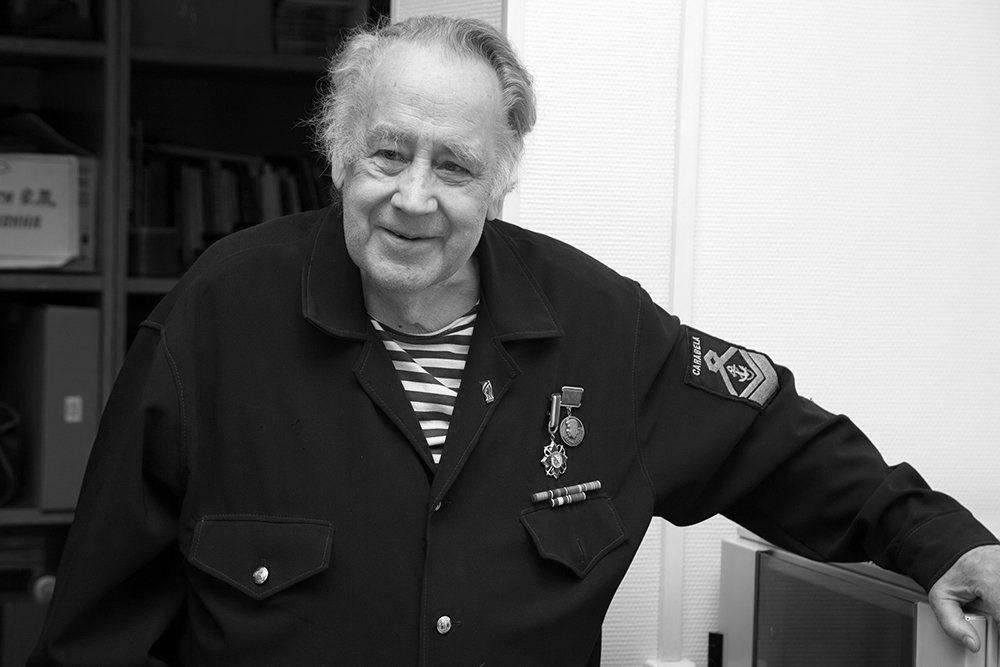 В Екатеринбурге скончался детский писатель Владислав Крапивин