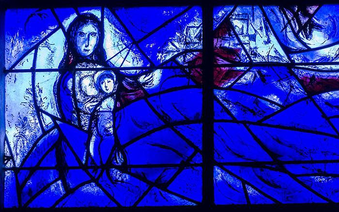 Статья об искусстве витражей Марка Шагала опубликована на портале Рускатолик.рф