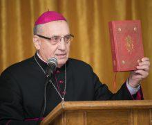 Новое уточнение от МВД РБ: архиепископа Кондрусевича лишили белорусского паспорта, но не гражданства