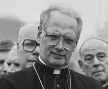 Скончался голландский кардинал Адрианус Симонис