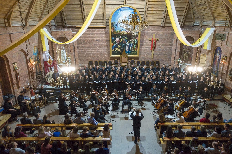 Возобновляются концерты духовной музыки в Кафедральном соборе Новосибирска