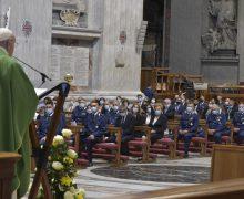 Папа – Жандармерии Ватикана: ваш путь – братское служение (ФОТО)